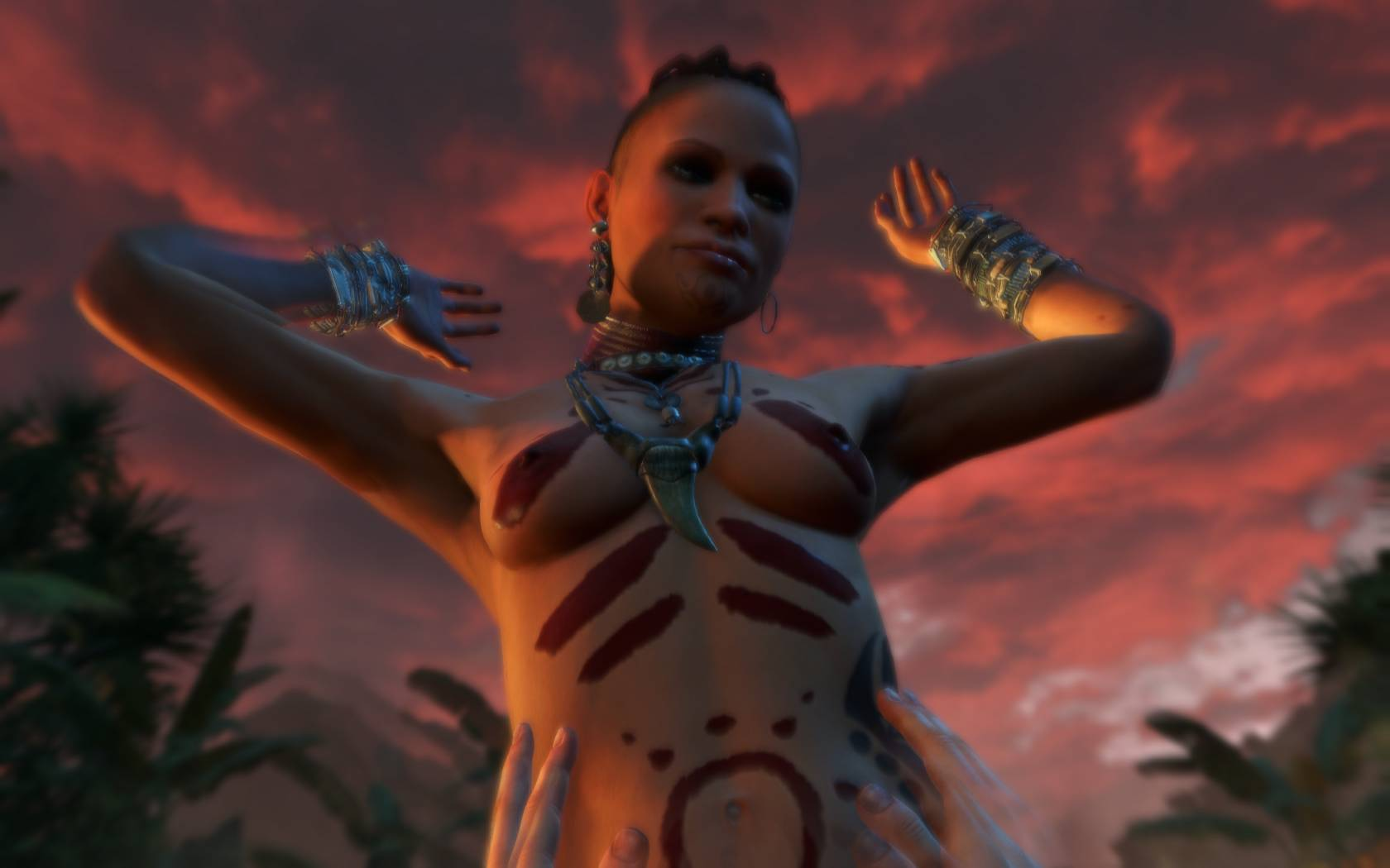 Far cry 3 topless sexy thumbs
