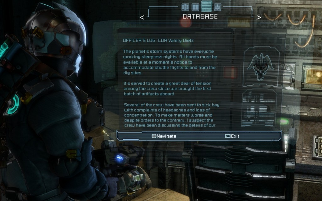 artifact_3_location_dead_space_3_chapter_5(1) | Gosu Noob ...