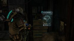 Artifact Location 3 Dead Space 3 Chapter 14 Image7