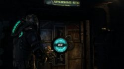 Artifact Location 6 Dead Space 3 Chapter 14 Image1