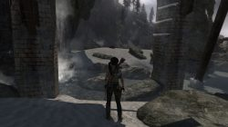 Tomb Raider Mine Sweeper challenge
