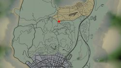 gta 5 countryside robbery event map location