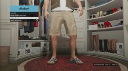 gta 5 beige shorts