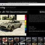 Dewbauchee JB 700
