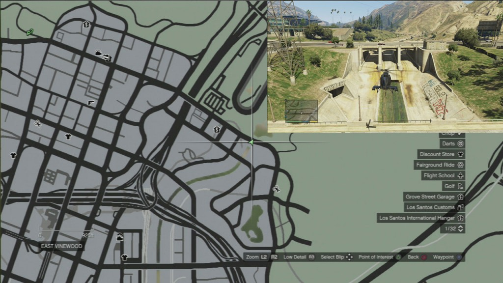 GTA_5_Under_The_Bridge_Location_39 - Gosu Noob Gaming Guides