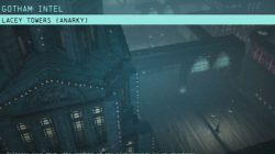 batman arkham origins lacey towers anarky tag