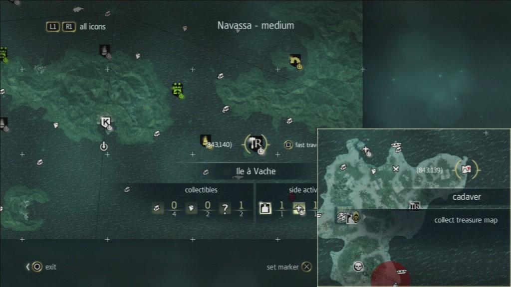 Assassins Creed: Rogue – Tablet Locations & Computer ...