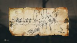 AC 4 Anotto Bay Treasure Map