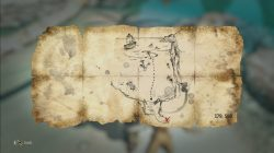Cape Bonavista Treasure Map