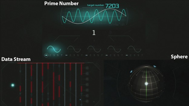 Prime Number Data Stream and Sphere