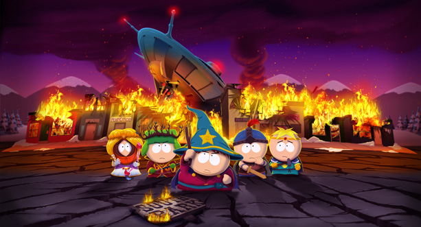South Park The Stick of Truth RPG