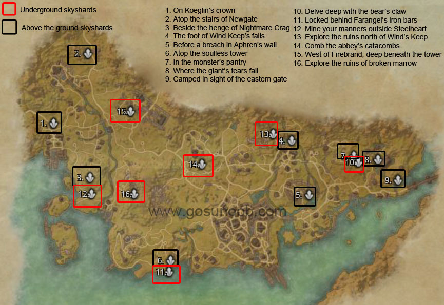eso ce treasure maps with Stormhaven Skyshards Locations on Rivenspire Treasure Maps moreover Eso Glenumbra Skyshards Locations Guide furthermore 450447 in addition Skyrim in addition Bleakrock Isle Treasure Maps.