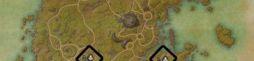 ESO Betnikh Skyshards Location Map