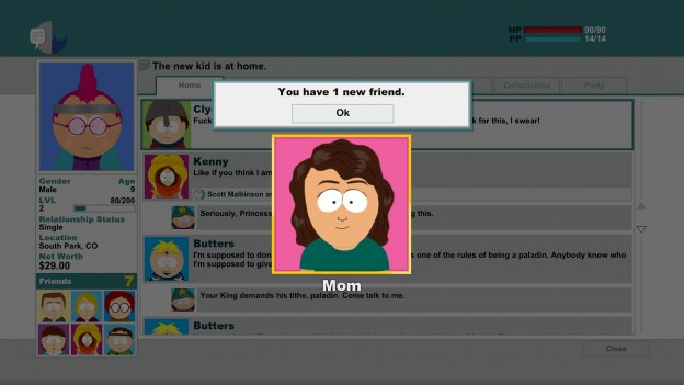 south park stick of truth achievement guide