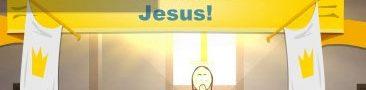 you found jesus