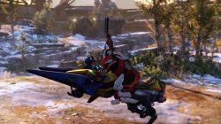 Destiny S-20 Seeker Sparrow
