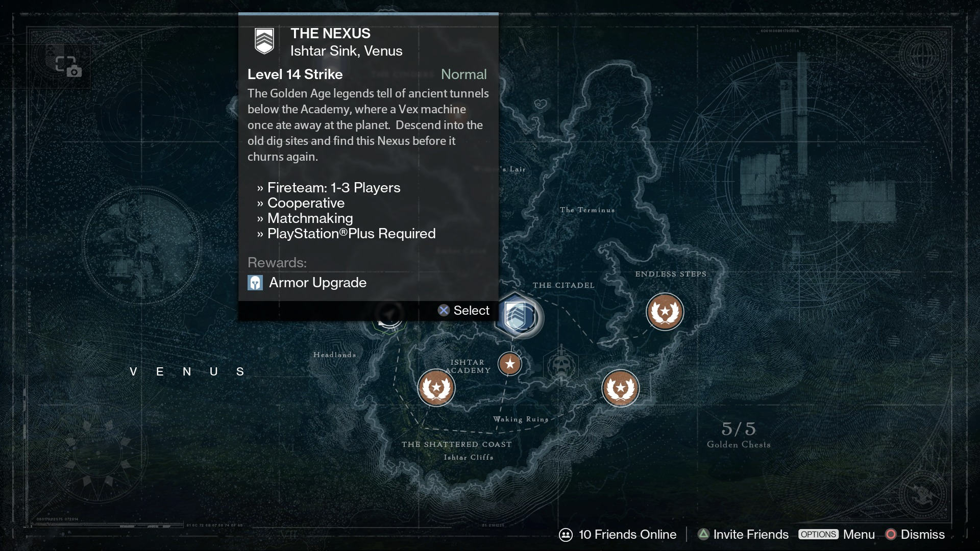 215 1080 in venus dead ghost locations guide previous next