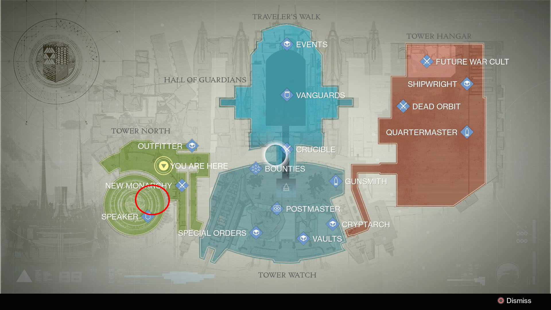 Destiny All Dead Ghost Locations