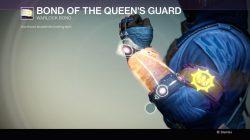 Destiny queen s wrath vendor petra venj location and rewards