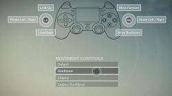 Destiny Archives: Destiny Controls on PS4, XboX, PS Vita and
