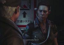 Alien Isolation Ripley cutscene screenshot