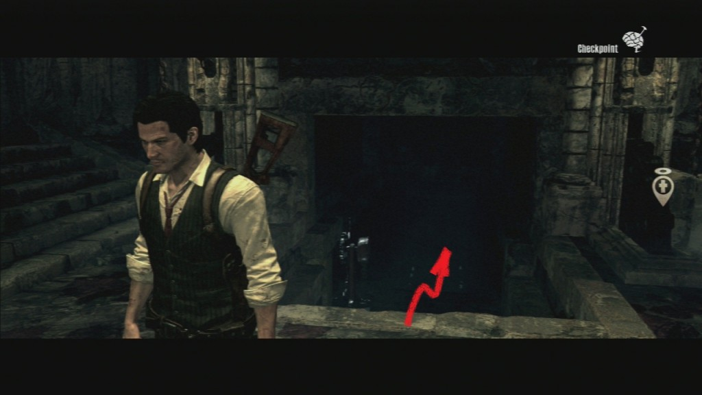 Chapter 7 guide - Evil Within - The Keeper