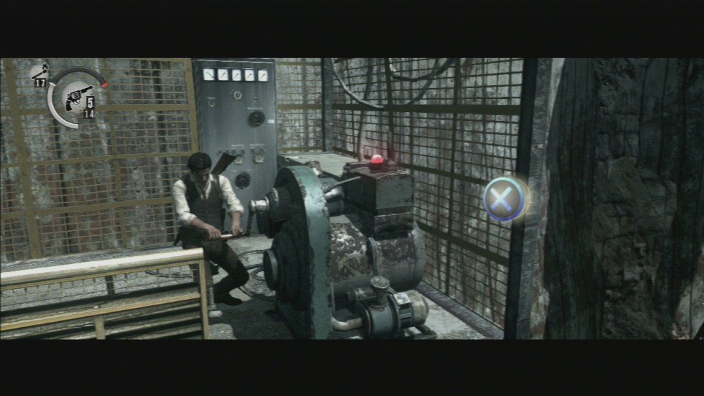 Evil Dead Font Generator: The_Evil_Within_Chapter_11_Three_Part_Event_Combat_(5