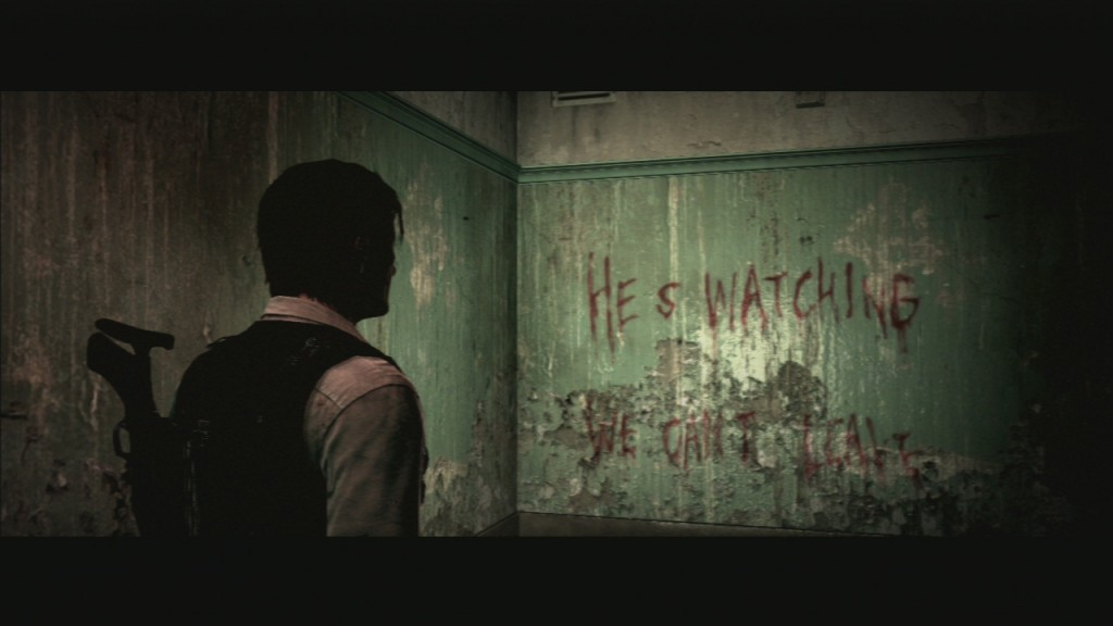 The Evil Within  Mirror Room