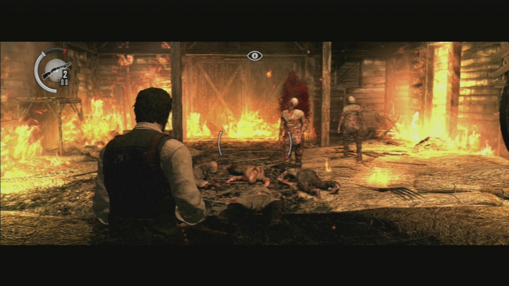 Evil Within Chapter 9 - The Cruelest Intentions