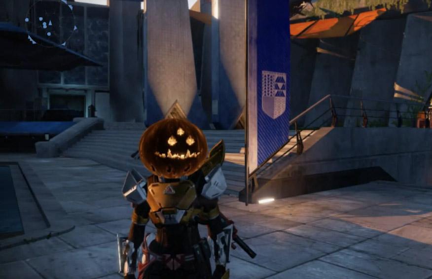 Destiny Halloween Update adds Pumpkin Head and Sparrows