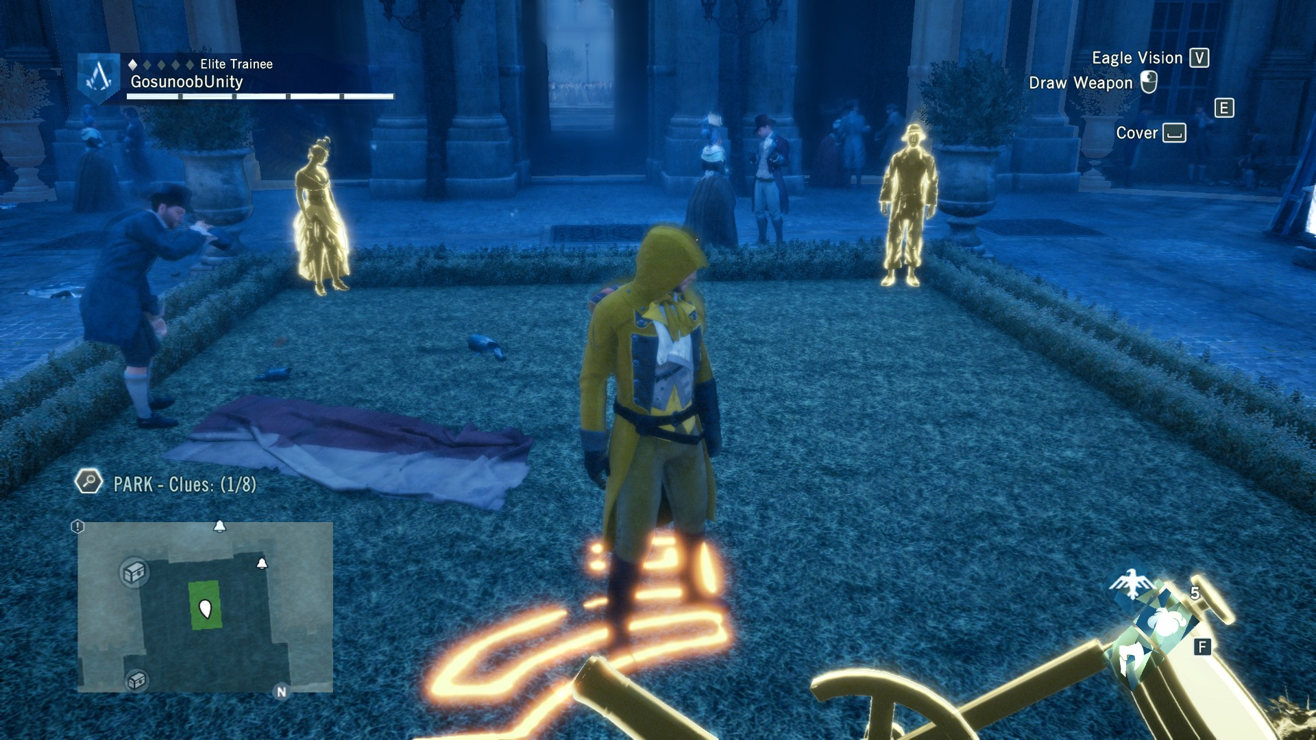 Ac Unity Killed By Science Murder Mystery Guide Gosunoob