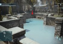 AC Unity The Tournament Second Sync Point Location