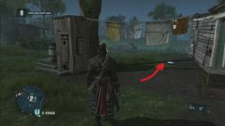 Assassin's Creed Rogue Death of the Executioner War Letter