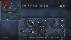 Assassin's Creed Rogue Elite Hull Blueprint