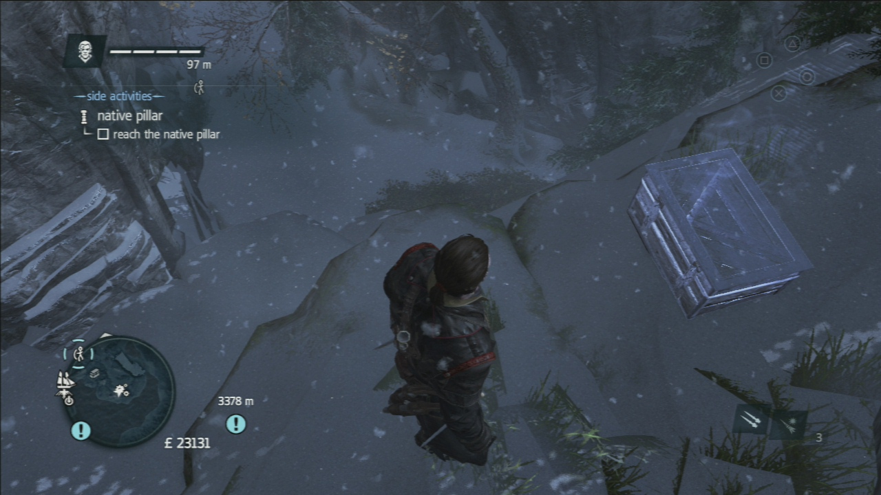 Assassins creed rogue blueprint elite design locations guide malvernweather Image collections