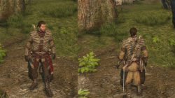 Assassin's Creed Rogue Native Armour