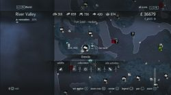 Assassin's Creed Rogue Native Armour Map Location