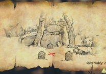 Assassin's Creed Rogue Port Aux Basques Templar Map