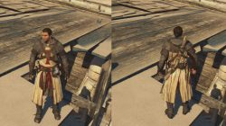Assassin's Creed Rogue Templar Armour
