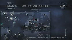 Assassin's Creed Rogue Templar Map Anticosti