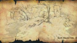 Assassin's Creed Rogue Templar Map Mount Saint Denis