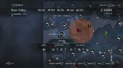Assassin's Creed Rogue Templar Map Orenda
