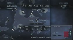 Assassin's Creed Rogue Templar Map St Anthony
