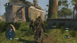 Assassin's Creed Rogue Templar Map St John's