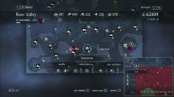 Assassin's Creed Rogue Templar Map Vieille Carriere