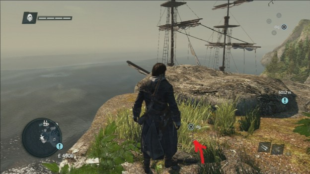 Assassin's Creed Rogue Yarmouth Viking Sword