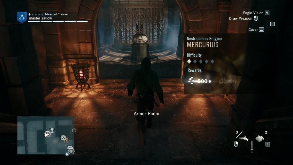 Mercurius-Nostradamus-Enigma-armor-room