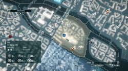 Saturnus Nostradamus Enigma second riddle map location