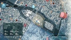 Saturnus Nostradamus Enigma third riddle map location