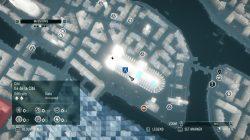 Saturnus Nostradamus Enigma third riddle solution map